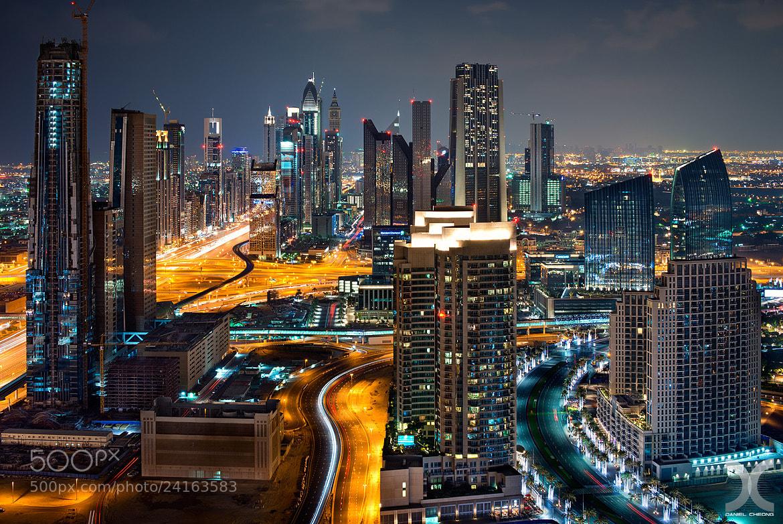 Photograph Crystalized Dubai by Daniel Cheong on 500px