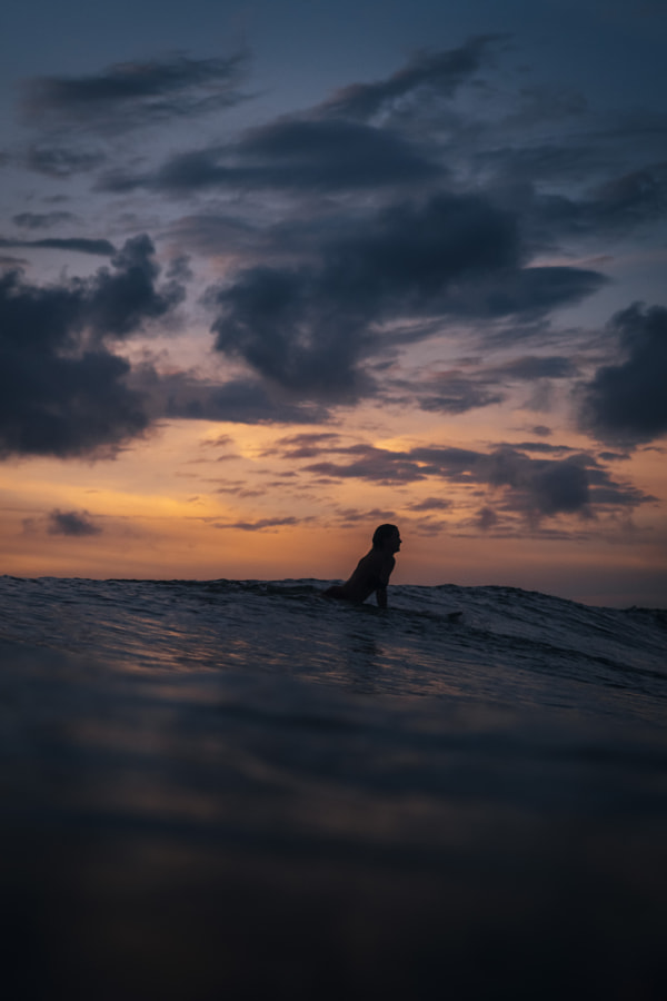 Saturated evenings in Bali by Kalle Lundholm on 500px.com
