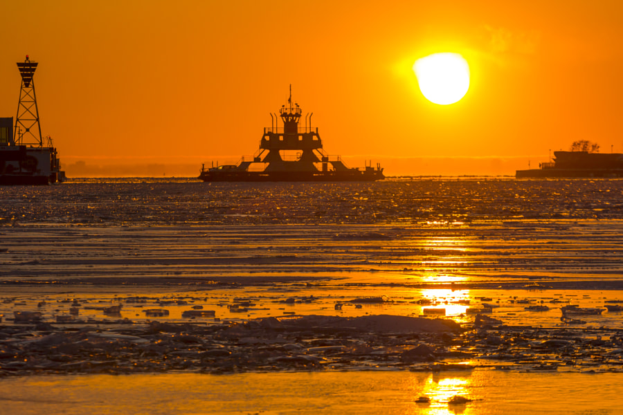 Deep Freeze by Nicoli OZ Mathews on 500px.com