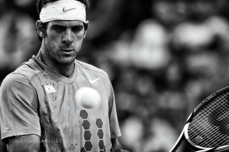Photograph Final Copa Davis 2011 España - Argentina by Jose Aniés on 500px