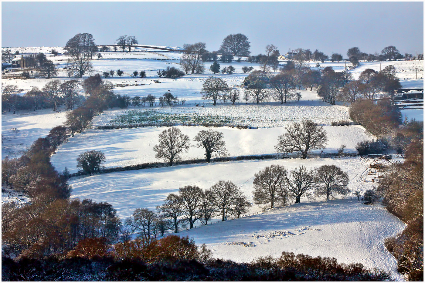 Photograph A Winter recession  by Alan Coles on 500px