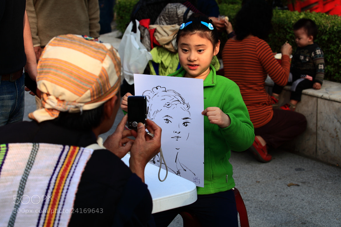 Photograph The Sketcher by Mike Hsu on 500px