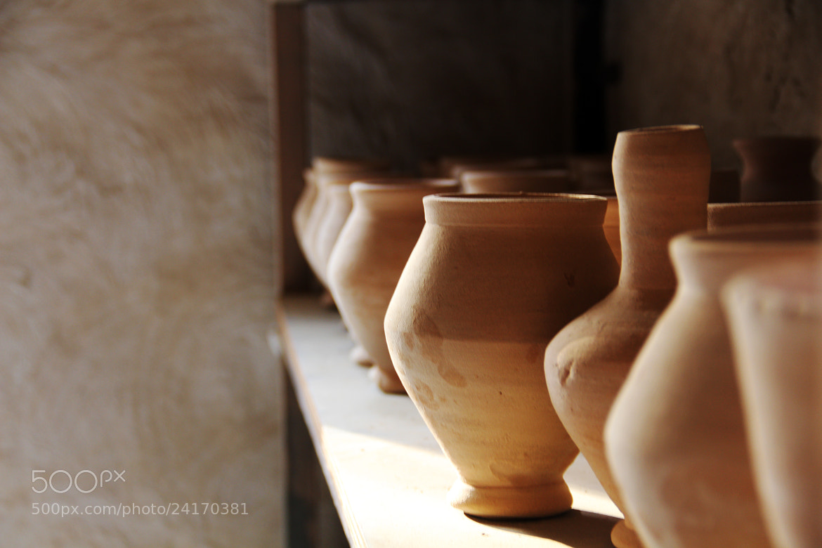 Photograph Pottery lab1 by Yousef Hassan on 500px