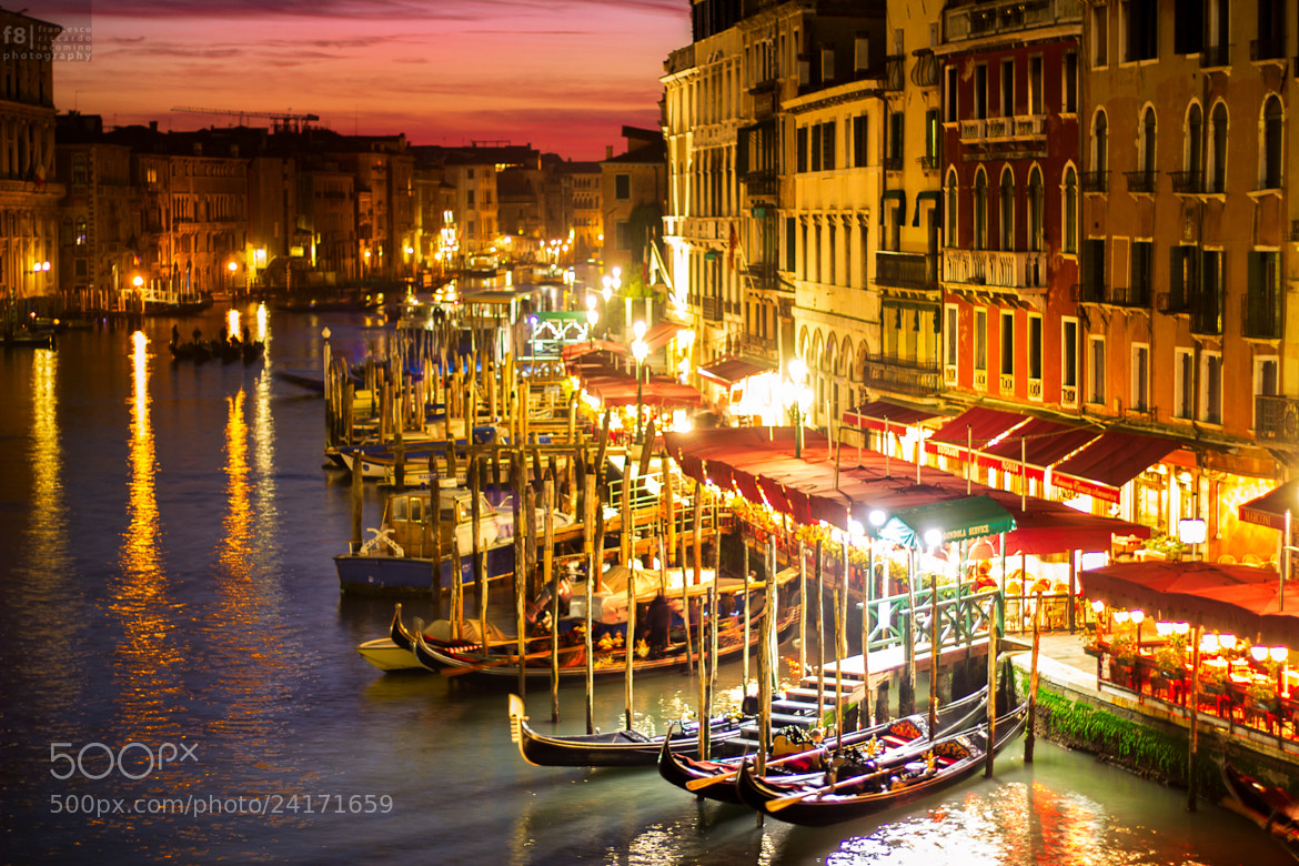 Photograph Rialto by Francesco Riccardo Iacomino on 500px