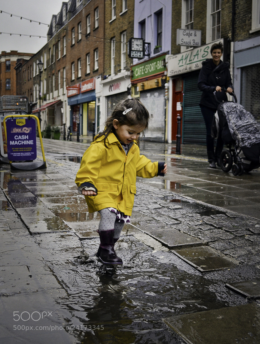 Photograph Puddle Stomper by Sven Loach on 500px