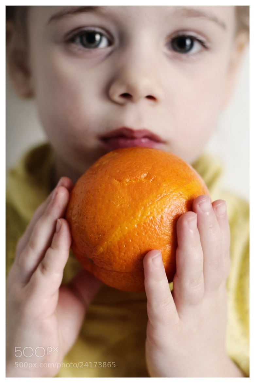Photograph Orange diabolique by Malmoux Marie eve on 500px