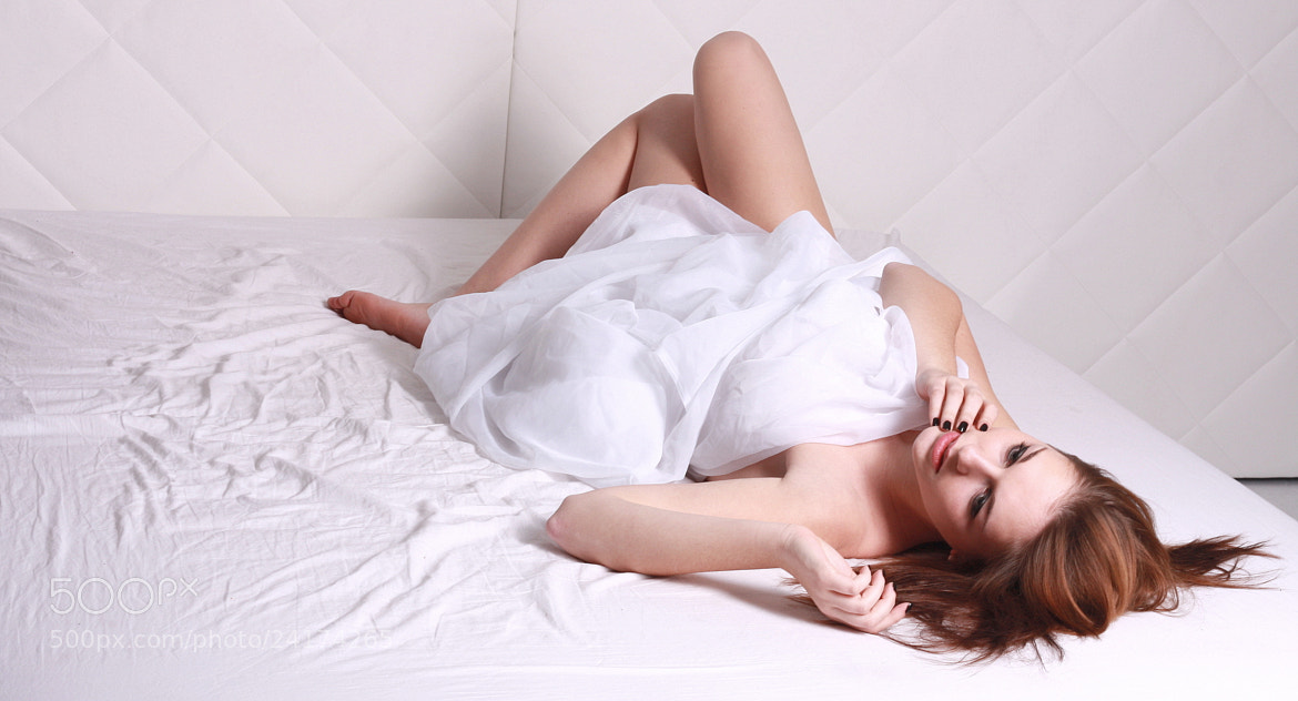 Photograph In Bed with Emma by Jean-Marie Hild on 500px