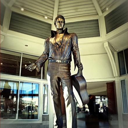 The Kings Birthday. Elvis, Panasonic DMC-ZS5