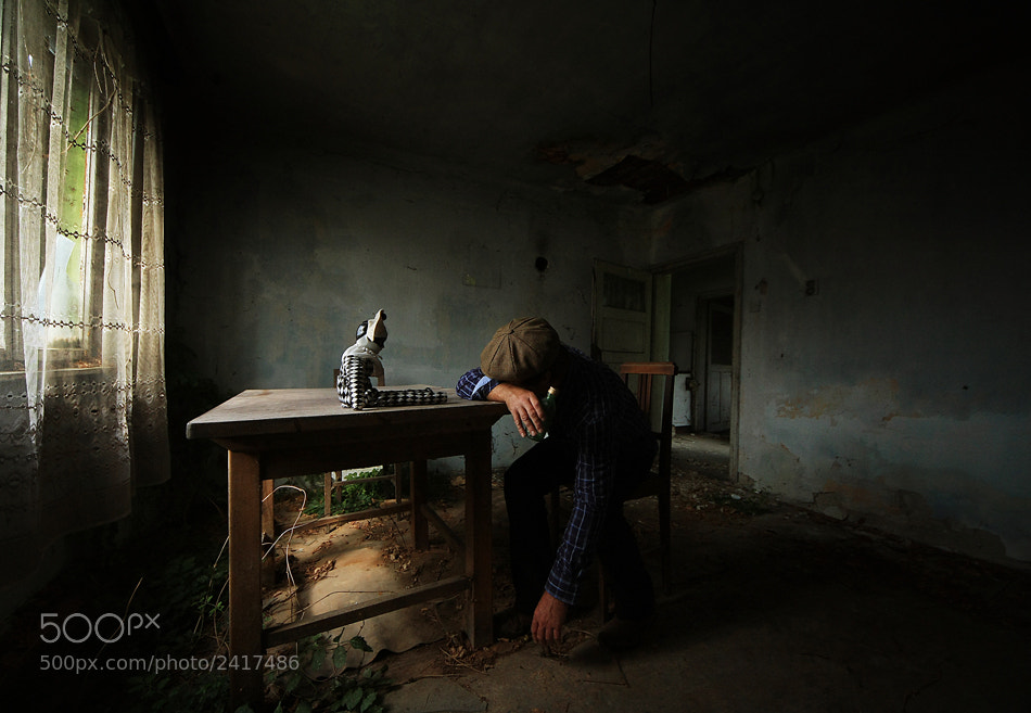 Photograph Gin soaked boy by Mario Grobenski on 500px
