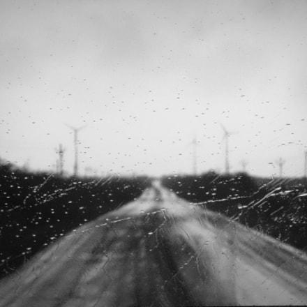 #rain #droplets capture, Sony DSC-WX50