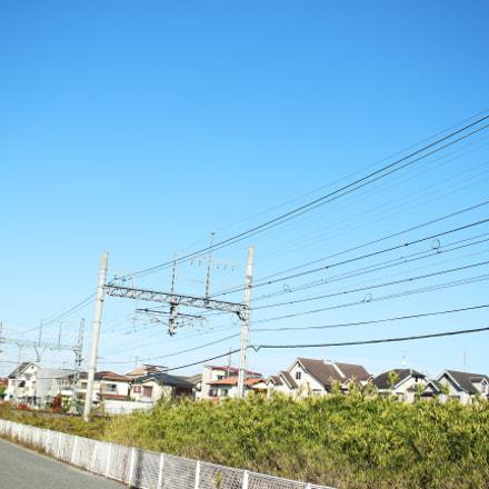 秋晴れ(Fine Autumn Day), Canon EOS KISS X7, Canon EF-S 24mm f/2.8 STM