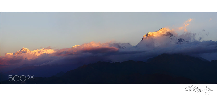 Photograph Dhaulagiri by Christian Rey on 500px