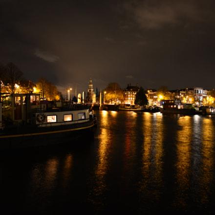 Living at boat in, Nikon D800, AF Nikkor 24mm f/2.8D