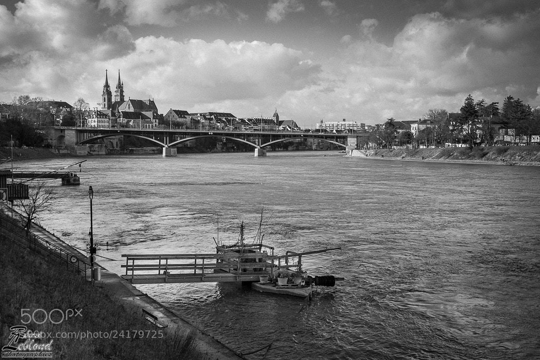 Photograph Rives du Rhin à Bâle by Rémi LEBLOND on 500px