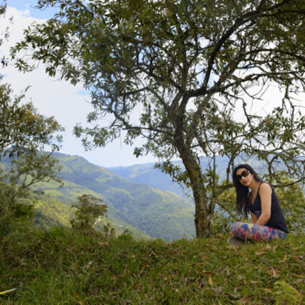 Salamina. Montañas, Nikon D600, AF Nikkor 24mm f/2.8D