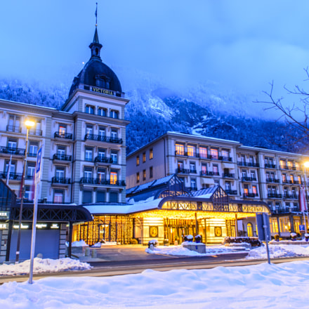 The Victoria Jungfrau Grand Hotel