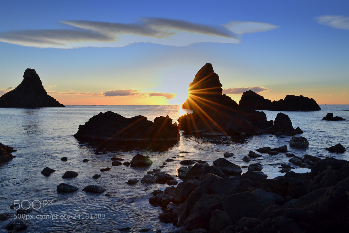 Photograph The sun explosion by Salvo Mangiaglia on 500px