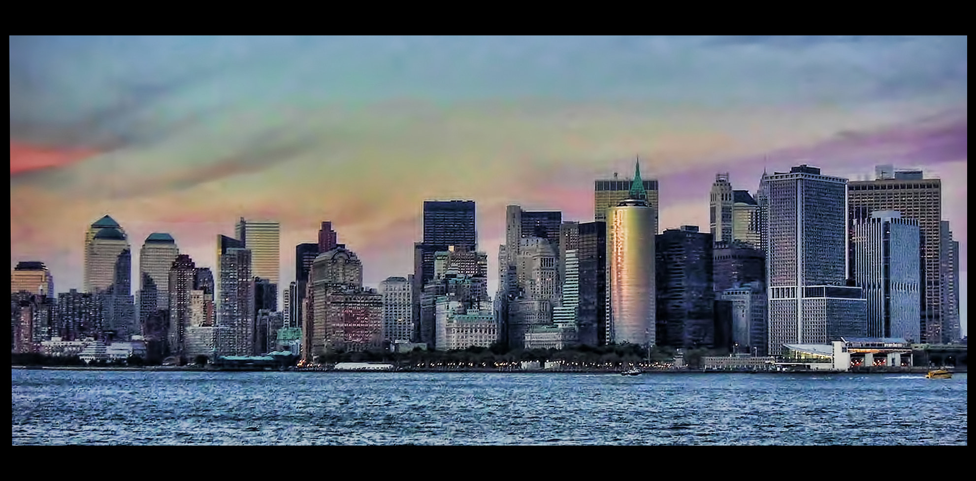Photograph Manhattan Skyline by Todd Leckie on 500px