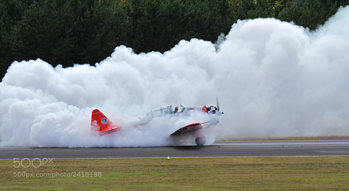 Photograph Great Georgia Air Show by Scott Pope on 500px