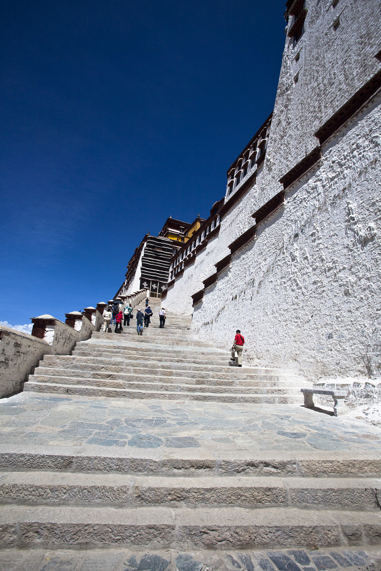 Photograph Inside the Potala Palace by sk teh on 500px
