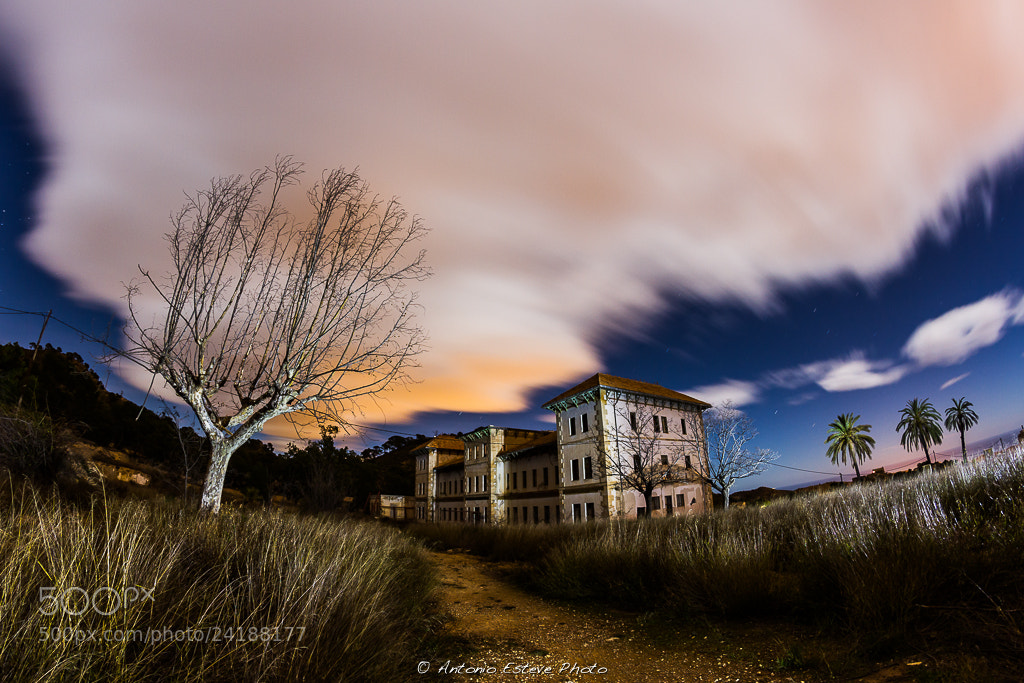 Photograph Preventorio de Aigues by Antonio  Esteve on 500px