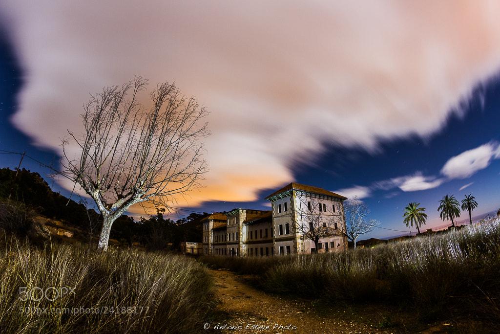 Photograph Preventorio de Aigues by Antonio  Esteve on 500px