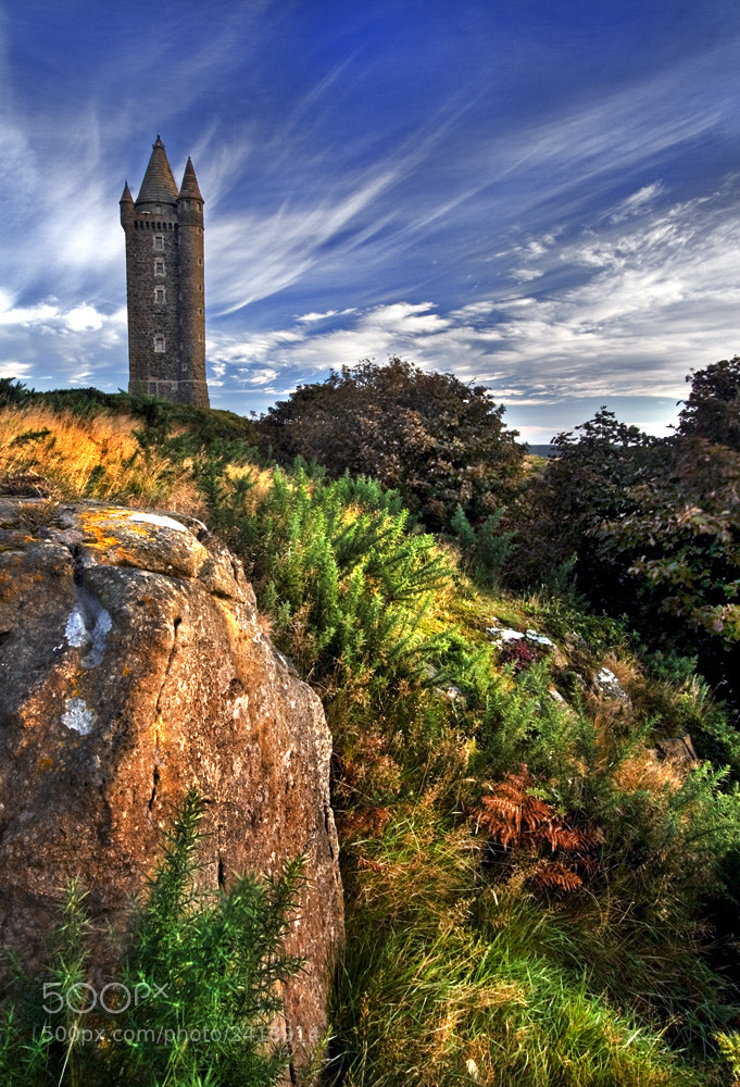 Photograph Scrabo Tower by Stephen Emerson on 500px