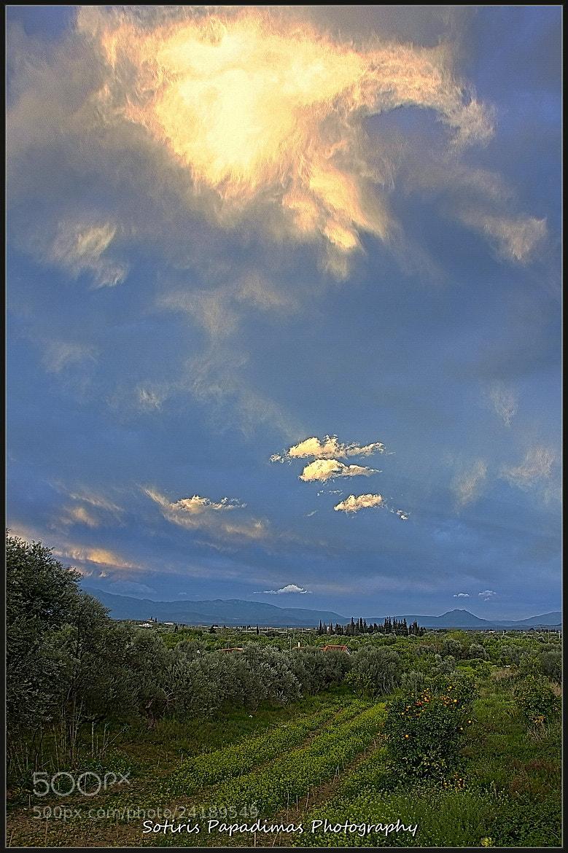 Photograph The Light... by Sotiris Papadimas on 500px