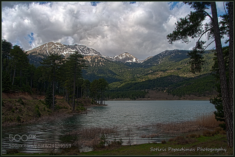 Photograph Lake Doxa - Mountain beauty ... by Sotiris Papadimas on 500px