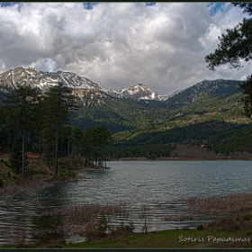 Lake Doxa - Mountain beauty ... by Sotiris Papadimas (SotirisPapadimas)) on 500px.com