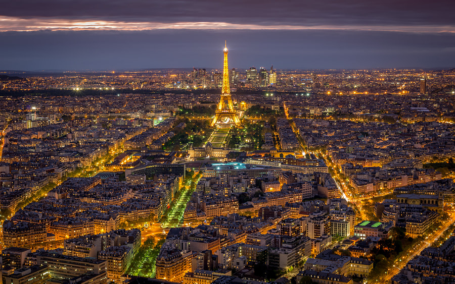 Paris by Manuel Secher on 500px.com