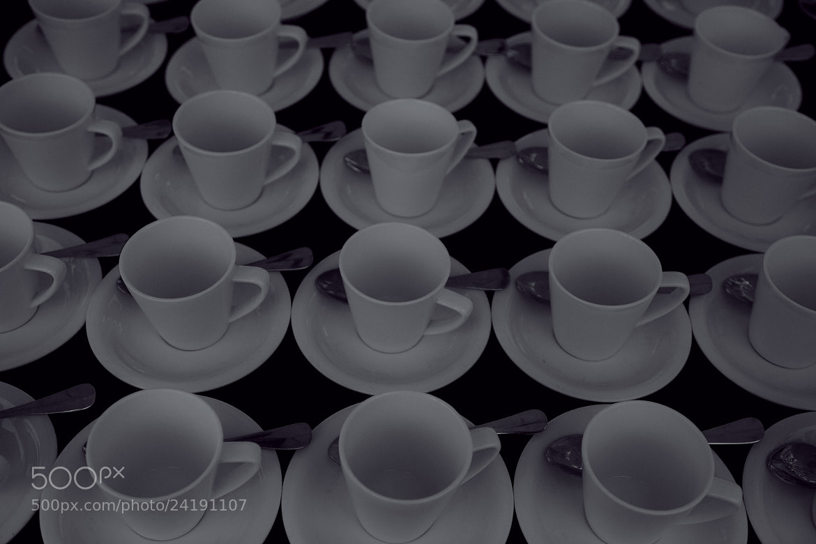 Photograph Many cups, but lonely. by Hanson Mao on 500px