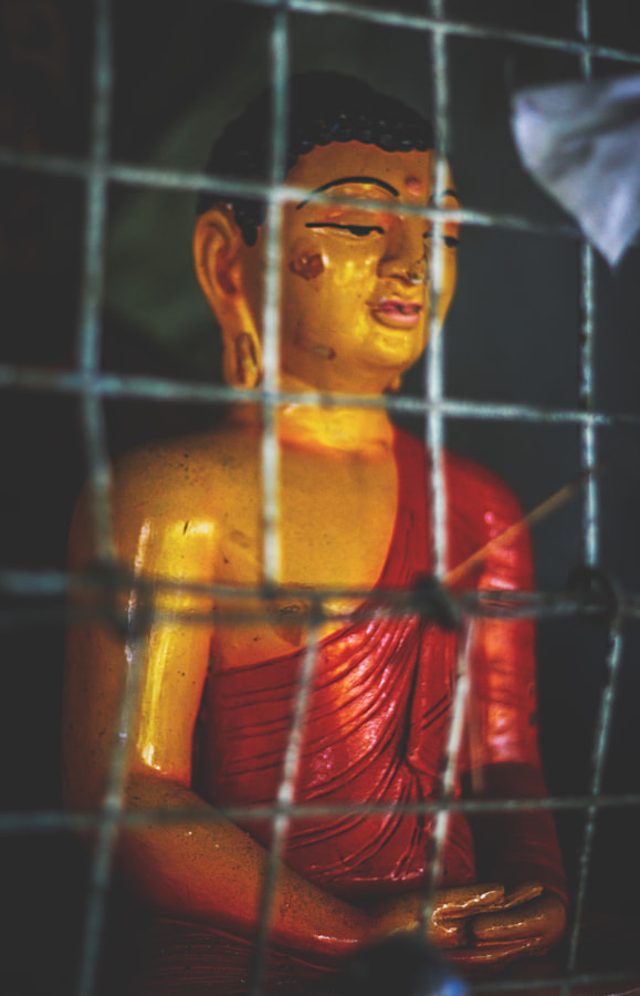 Buddha Barred #2 by Son of the Morning Light on 500px.com