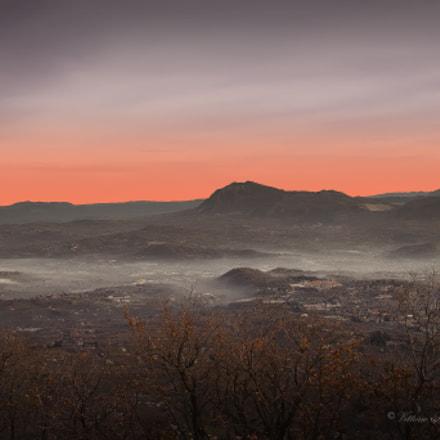 Panorama - Monte Tuoro, Fujifilm FinePix S2000HD S2100HD