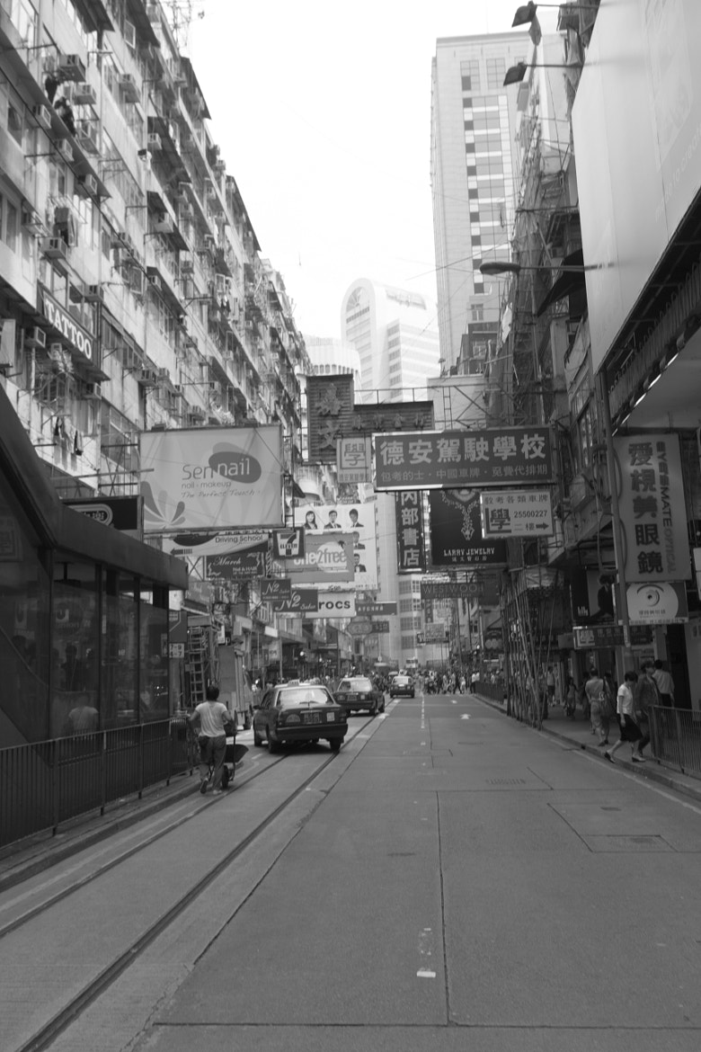 Photograph Wan Chai Street by Adlan Belkada on 500px