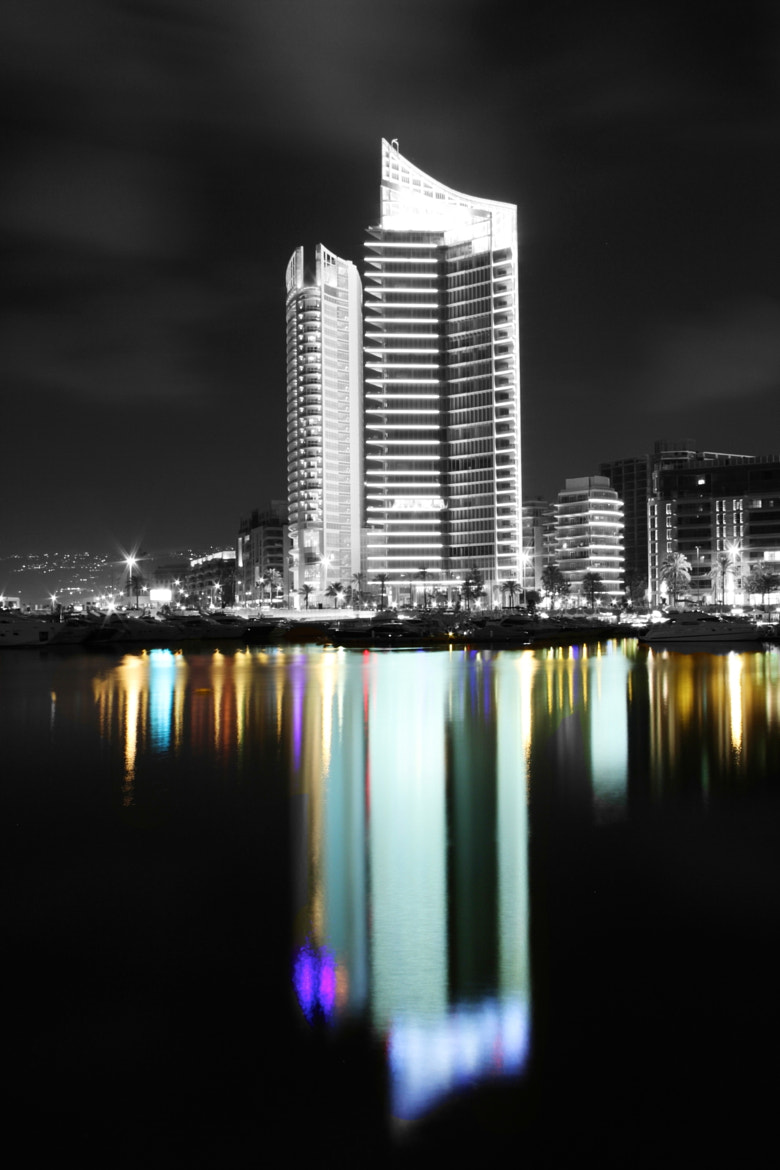 Photograph Lights Reflection by Mahmoud Ghazzawi on 500px
