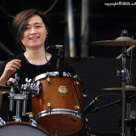 鼓手, Sony DSC-HX400