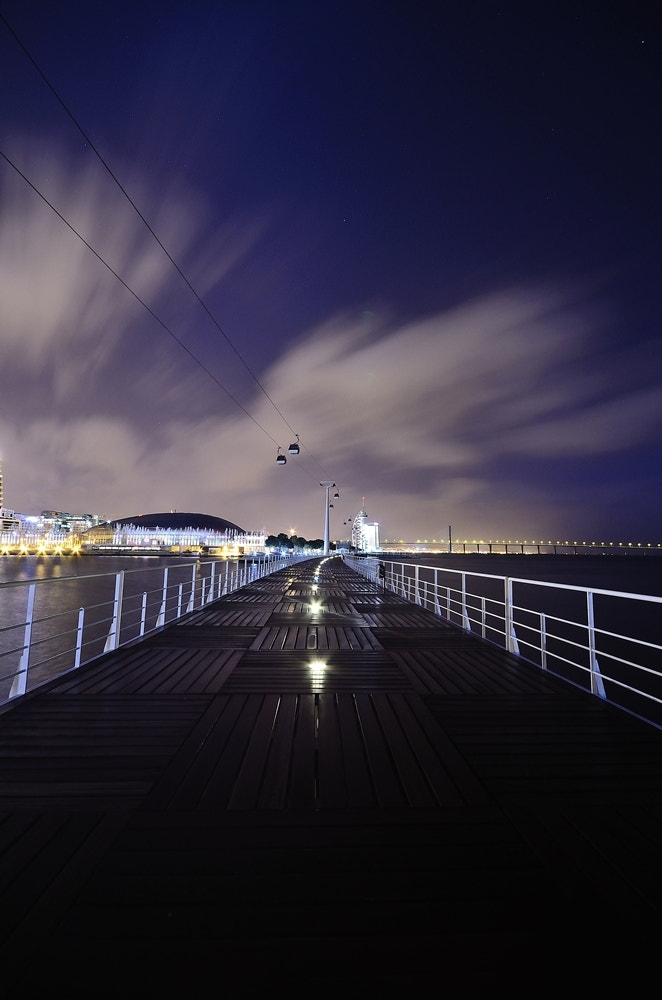 Photograph Over the Tejo River by Rui Catarino on 500px