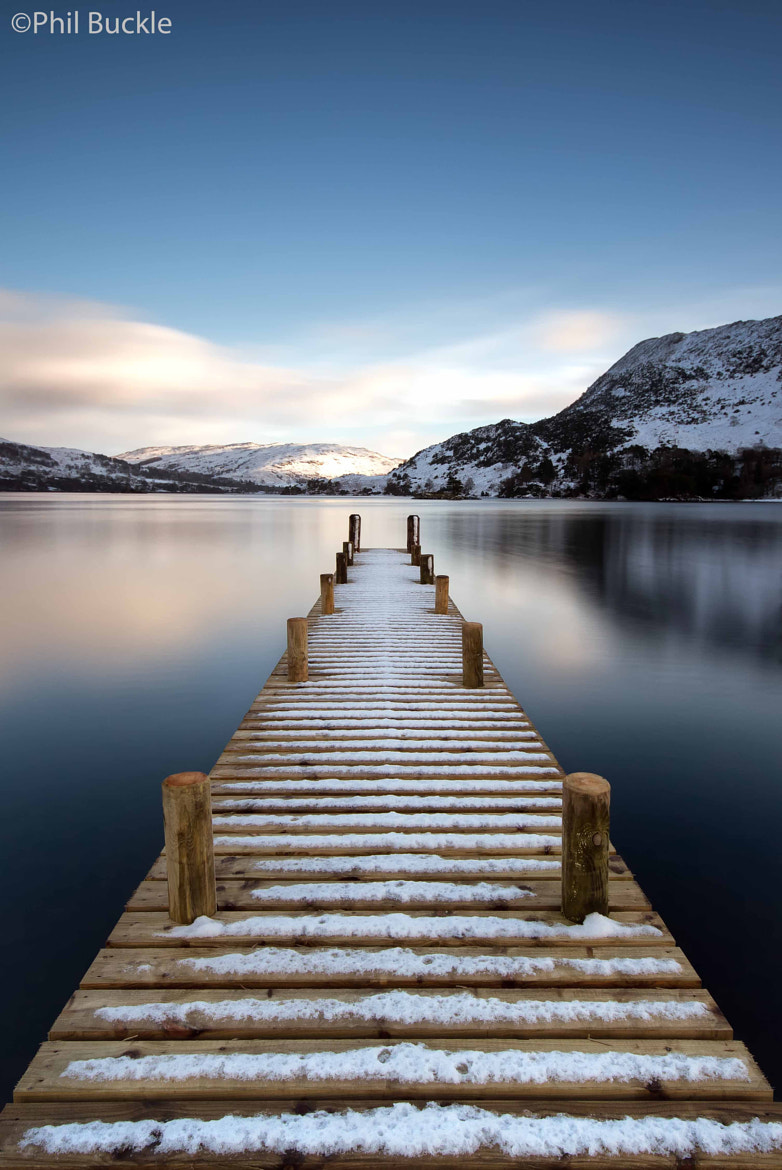 Photograph Glenridding Jetty by Phil Buckle on 500px
