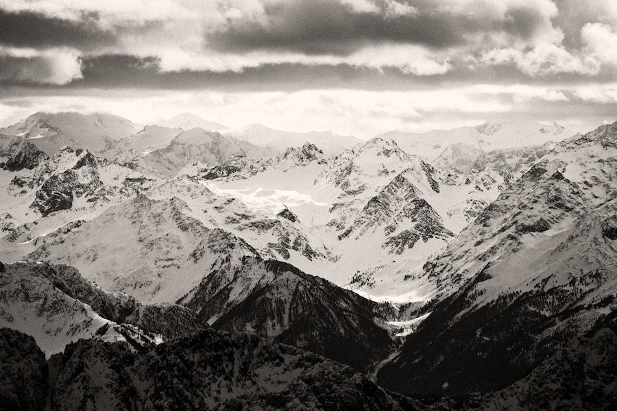 Photograph The Alps by Michael Rösch on 500px
