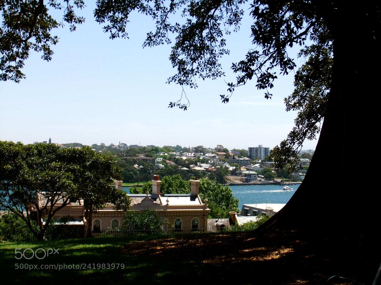 """FujiFilm FinePix JZ500 (FinePix JZ505) sample photo. """"Sydney observatory"""" photography"""