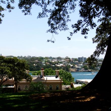 Sydney Observatory, Fujifilm FinePix JZ500