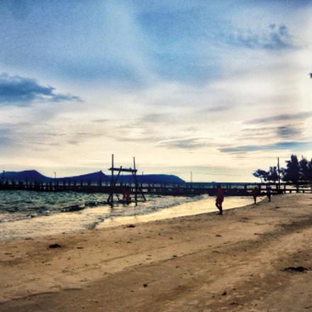 Koh Rong Beach Cambodia, Fujifilm XF1