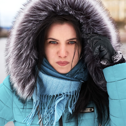 Angry girl, Fujifilm X-T10, XF35mmF1.4 R