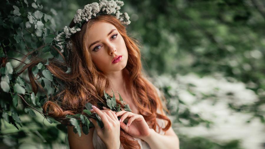 Alexandra by Olga Boyko on 500px