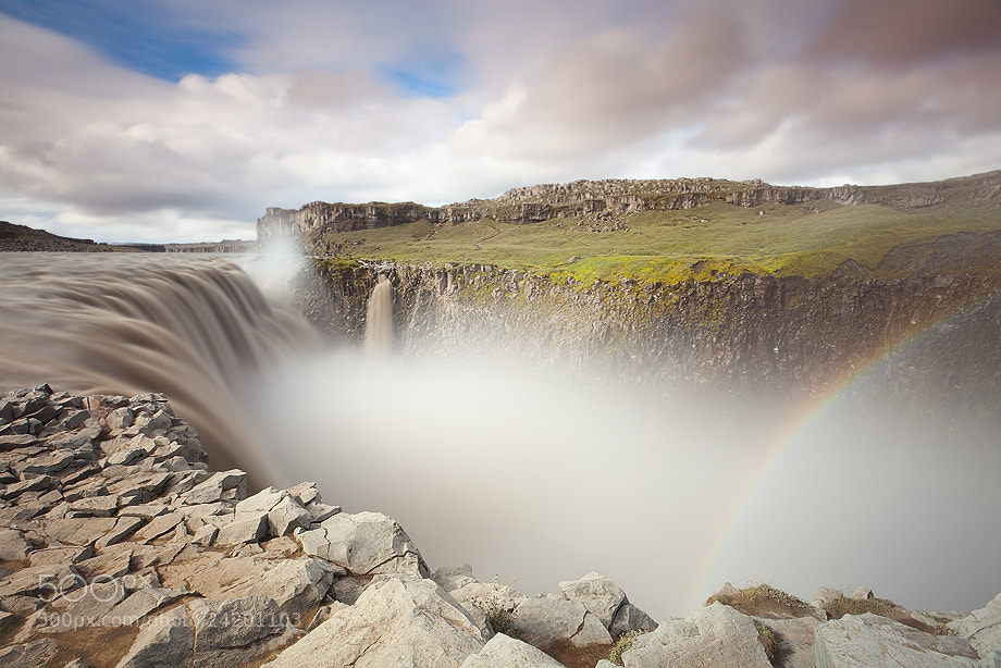 Photograph Dettifoss by Claudio Coppari on 500px