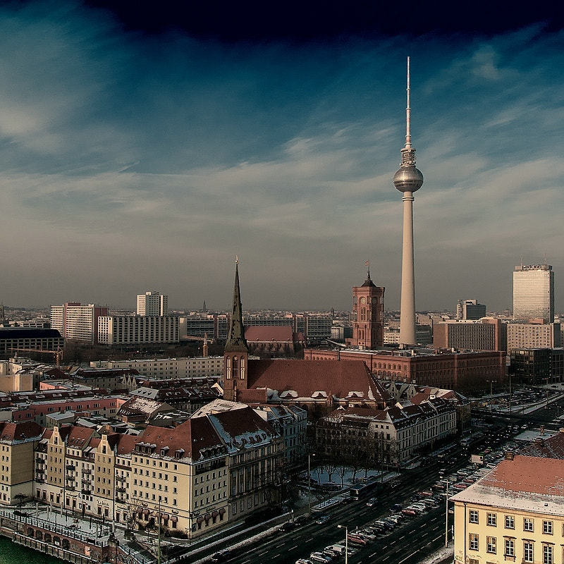 Photograph Berlin I by Malte B. on 500px