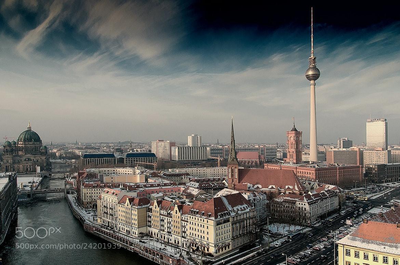 Photograph Berlin II by Malte B. on 500px