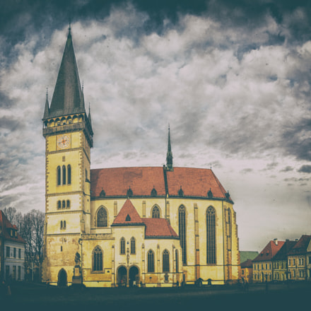 Church of St Egidius - Bardejov