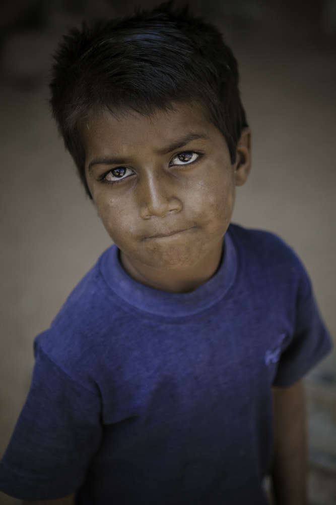 Photograph Boy from India by Ali Alsumayin on 500px